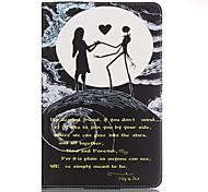 Per A portafoglio / Porta-carte di credito Custodia Integrale Custodia Frasi famose Resistente Similpelle Samsung Tab A 7.0