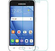 nillkin Samsung Galaxy J1 templado hd vidrio antirreflectante estallido sistema de la película de protección (2016) Protector de pantalla