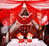 Polietileno Decoraciones de la boda-6piece / Set Primavera Verano Otoño Invierno No Personalizado