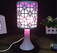Изысканный аромат лампы ароматерапия лампы машина электронная печь аромат стол освещение многоцветной свет