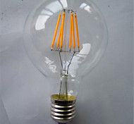 G125 6W LED Energy Saving Retro Decorative Imitation Tungsten Lamp