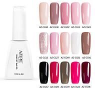 Azure Gel Nail Polish 12ml UV Color Gel Soak off Long Lasting UV Gel