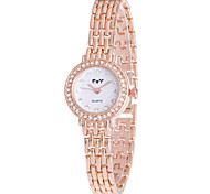 Fashion Casual Luxury Wristwatch For Ladies Quartz Watches Bracelet Women Watches Chain Watches