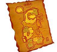 Mehre Accessoires Inspiriert von LOL France Francis Bonnefoy Anime/ Videospiel Cosplay Accessoires Mehre Accessoires Braun PU Leder
