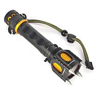 Iluminación Linternas LED / Linternas de Mano LED 2500 Lumens 1 Modo Cree XM-L T6 18650.0 Super LigeroCamping/Senderismo/Cuevas / Caza /
