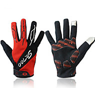 Activity Sports Gloves Cycling Bike Unisex Full-finger Gloves  Mittens  Sports GlovesAnti-skidding  Wearable Shockproof