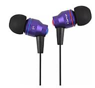 AWEI ES-800i Fones de Ouvido AuricularesForLeitor de Média/Tablet / Celular / ComputadorWithRedução de Ruídos