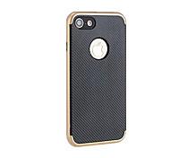 Для Покрытие Кейс для Задняя крышка Кейс для Один цвет Мягкий TPU для Apple iPhone 7 Plus / iPhone 7 / iPhone 6s Plus/6 Plus / iPhone 6s/6