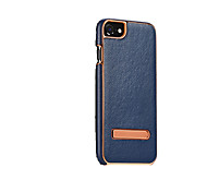 HOCO Genuine Leather Lichi Grain Case for iPhone 7 iPhone 7 Plus