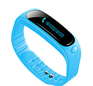 missyou E02 Smart BraceletWater Resistant/Waterproof / Long Standby / Calories Burned / Health Care / Sports / Sleep Tracker / Wearable /