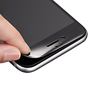 ZXD 3D Full Cover For iPhone 7 Plus Curved Soft Edge Carbon Fiber Tempered Glass Screen Protector Film