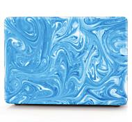 hellblau herrlich macbook Computergehäuse Steinmuster für macbook air11 / 13 pro13 / 15 Pro mit retina13 / 15 macbook12