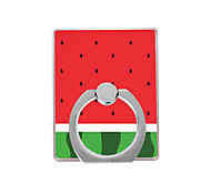 Watermelon  Pattern Plastic  Ring Holder / 360 Rotating for Mobile Phone