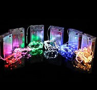 5m50Lights 3AA Battery Led Christmas Lights