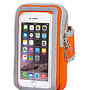 For Apple Samsung Xiaomi Huawei and other cell phone (4.7 inch below) Waist Belt Bag Wallet Pouch Purse Phone Case with Zipper