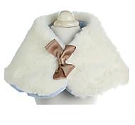 Собака Банданы и шляпы Одежда для собак На каждый день Сплошной цвет Белый