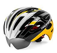 Promend Femme Homme Unisexe Vélo Casque 27 Aération Cyclisme Cyclisme Cyclisme en Montagne Cyclisme sur Route Cyclotourisme L : 59-63cm