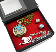 Uhr/Armbanduhr / Mehre Accessoires Inspiriert von Fairy Tail Lucy Heartfilia Anime Cosplay Accessoires Halsketten / Uhr/Armbanduhr / Ring