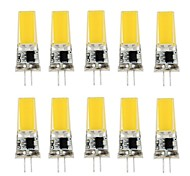 10Pcs  G4 2805 Cob AC220 v 850 lm Natural White Warm White Double Needle Waterproof Glue Lamp Other
