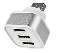 cwxuan® DC 5V одиночный USB мужчина к USB мульти женского заряда адаптер для Иос / Android устройств