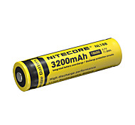 NITECORE NL188 3200mAh 3.7V 11.8Wh 18650 Li-ion Rechargeable Battery