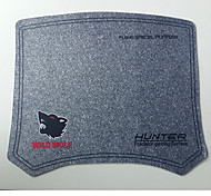 The mouse pad   300X250X2mm