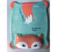 The fox wrist pad   21*17*0.35cm