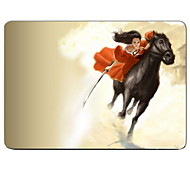 Horse Design Full-Body Protective Plastic Case for 11-inch/13-inch New MacBook Air