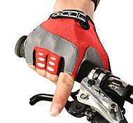 Спортивные перчатки Жен. Муж. Детские Все Перчатки для велосипедистов Весна Лето Осень Зима ВелоперчаткиВодонепроницаемый Дышащий