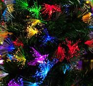 10M Blue/White/Rainbow Color 100-LED Christmas Fairy String Light (100-220V)