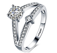 Fashion Rings for Women Rings Wedding Love CZ Diamond Ring Women Female Ring Bague Femme Anillos Jewelry