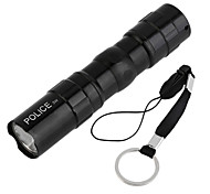 Waterproof Torch Flashlight Light Lamp Mini Handy Light Lamp