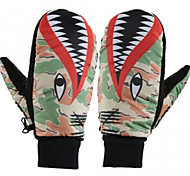Cartoon Version Warm Gloves