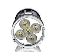 Luci Torce LED LED 3000 Lumens 3 Modo LED 18650 Dimmerabile Impermeabili Ultraleggero Alta intensitàCampeggio/Escursionismo/Speleologia