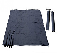 delicada promoção lona airbed impermeável ao ar livre piquenique na praia cobertor esteira do jogo baía esteira de acampamento de