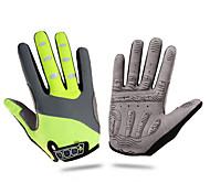 LUOKE® Luvas Esportivas Todos Luvas de Ciclismo Inverno Luvas para CiclismoMantenha Quente / Anti-Derrapagem / Camurça de Vaca á
