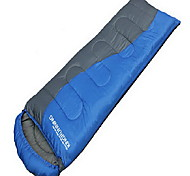 Sleeping Bag Garment Single 20 Polyester 1800g 180X70 Camping TravelingMoistureproof/Moisture Permeability Breathability Dust Proof