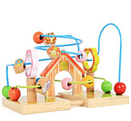 Toys For Boys Discovery Toys Educational Toy / Grown-Up Toys Castle / House Wood Rainbow