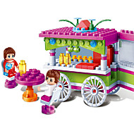 Building Blocks / Dollhouse Accessory For Gift  Building Blocks Model & Building Toy Car / Furniture / House ABS5 to 7 Years / 8 to 13