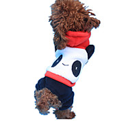 Dog Clothes/Jumpsuit Dog Clothes Cute Casual/Daily Animal Rainbow