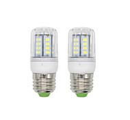 1PCS Wireless Others E27 led 31 SMD5736 AC220V / 110 v 850 lm Warm White Neutral White Corn Lamp Other