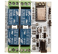 """5V-4Channel-relay controller for Arduino LinkNode R4"""