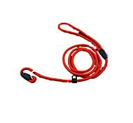 Dog Collar Safety Solid Red Denim