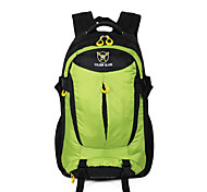 45 L Backpack Hiking & Backpacking Pack Cycling Backpack Climbing Leisure Sports Traveling Camping & HikingWaterproof Breathable
