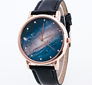 Vintage Clock Watches Women Leather Strap 20Mm Bracelet Star Moon Phase Ladies Watch Montre Femme Wrist Watches Relogio