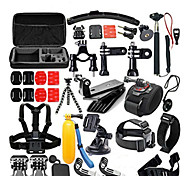 Accessories For GoPro Anti-Fog Insert / Protective Case / Monopod / Suction Cup / Straps / Hand Grips/Finger Grooves / Accessory KitAll