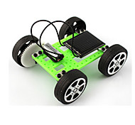 Solar Powered Toys Car Toys Plastic Green Model & Building Toy
