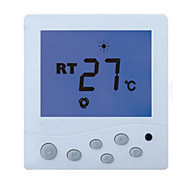 WSK-8C Remote Control Four Three-Wire Central Air-Conditioning Thermostat LCD Thermostat