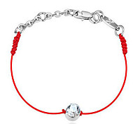 Bracelet Chain Bracelet / Charm Bracelet Stainless Steel Daily Jewelry Gift White / Rose Gold,1pc