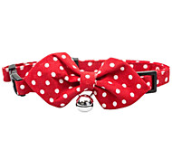 Dog Hair Bow Red Dog Clothes Winter Bowknot Casual/Daily